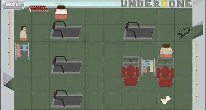 Chicken Evasion screenshot 1