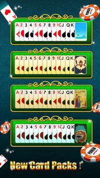 Vegas Solitaire: Patience screenshot 7