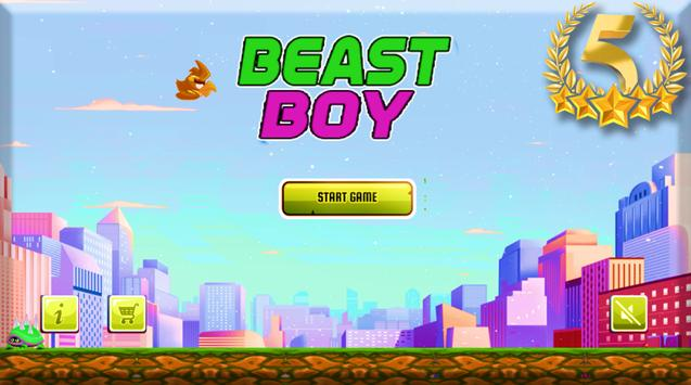 Ḃeast Boy The Titan Adventure apk screenshot