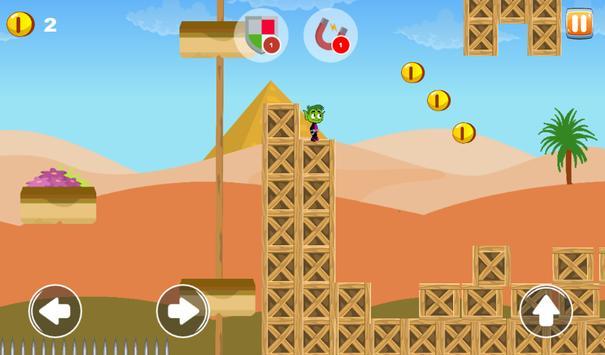 Ḃeast Boy Egypte Adventures apk screenshot
