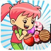 Girl Candy Run icon
