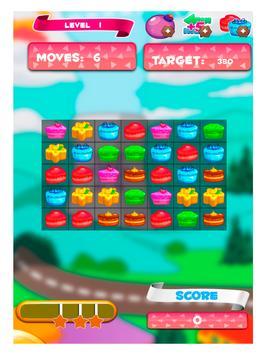 Cake Crush Mania™ apk screenshot