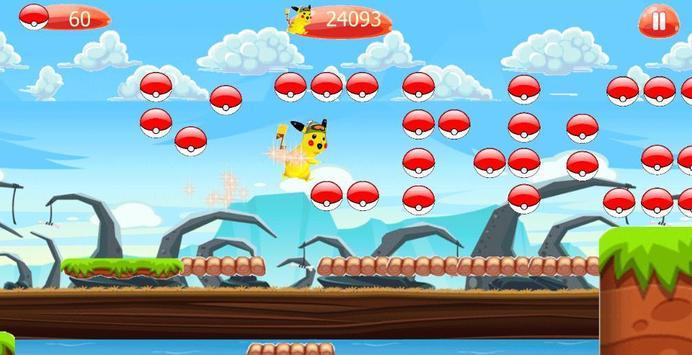 Beat Pikachu Go screenshot 3