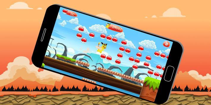 Beat Pikachu Go screenshot 1
