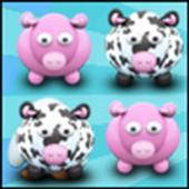Animal Memory Match icon