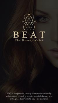 BEAT Beauty App poster