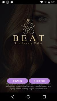BEAT Stylists App poster