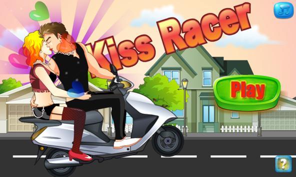 Kiss Racer poster
