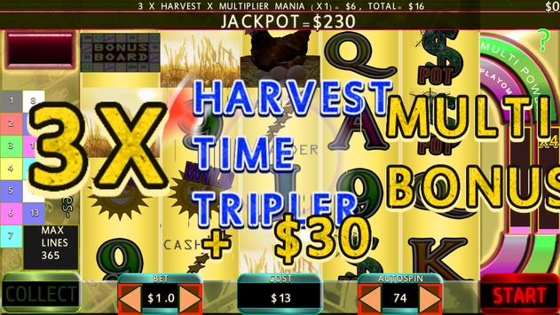 Farm 365 Bets Slot screenshot 6
