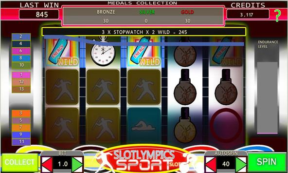 Slotlympics Slot screenshot 4