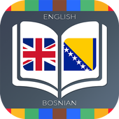 English to Bosnian Dictionary icon