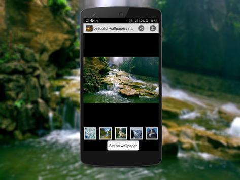 Beautiful Wallpapers Nature apk screenshot