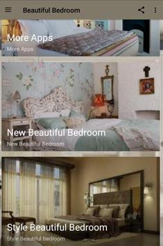 Beautiful Bedroom poster