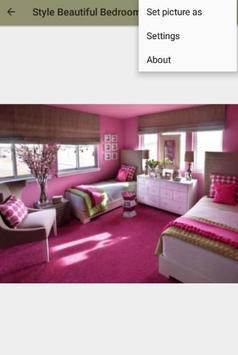 Beautiful Bedroom screenshot 3