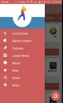 Live Cricket Score | IPL | World Cup screenshot 4