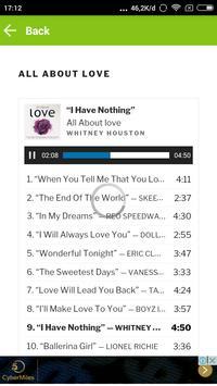 Beautiful Love Songs apk screenshot
