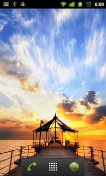 beautiful sky live wallpaper apk screenshot