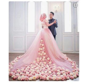 hermoso vestido de boda musulmán for Android - APK Download