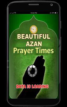 Beautiful Azan  My Prayers poster