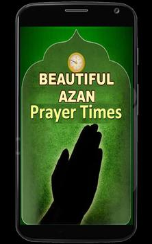 Beautiful Azan  My Prayers screenshot 3