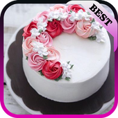 Beautiful Cake Design Ideas icon