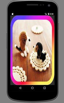 Beautiful Crochet Crafts poster