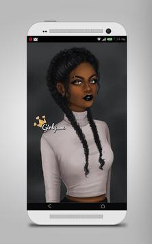 Girly m Drawings 2017 apk screenshot