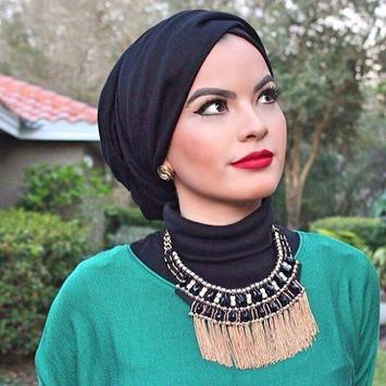 Beautiful Turban Hijab Ideas screenshot 1