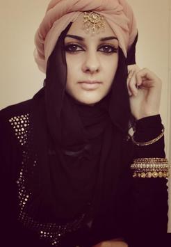 Beautiful Turban Hijab Ideas screenshot 2