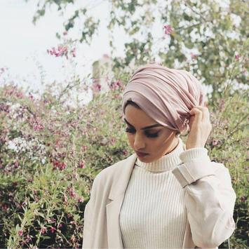 Beautiful Turban Hijab Ideas screenshot 4