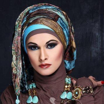 Beautiful Turban Hijab Ideas screenshot 5