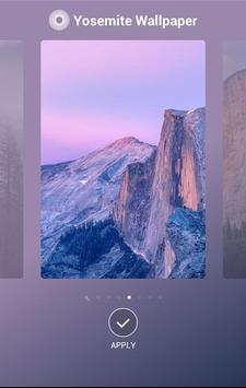 YosemiteWallpaper screenshot 3