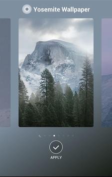 YosemiteWallpaper screenshot 2