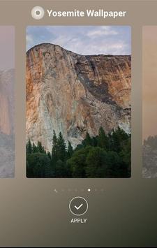YosemiteWallpaper screenshot 4