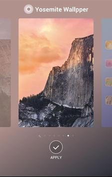 YosemiteWallpaper screenshot 5