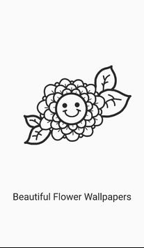 Beautiful Flower Wallpapers poster