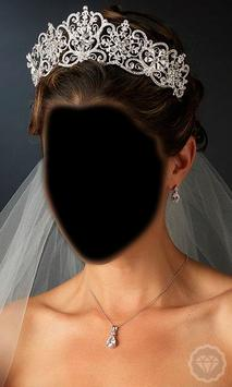Bridal Tiara Photo Montage apk screenshot