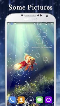 Under Sea - Live Wallpaper apk screenshot
