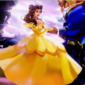 Game of Beauty and Cinderella vs the beast icon