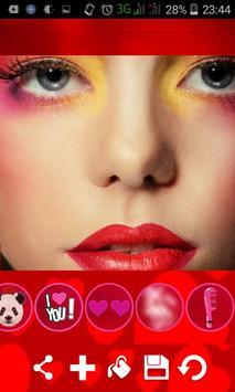 You Cam Beauty Makeup Selfie screenshot 4
