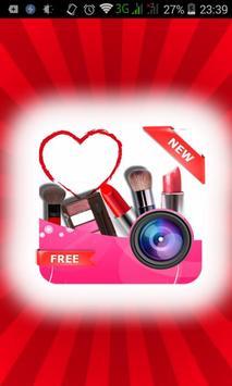 You Cam Beauty Makeup Selfie poster