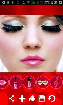 You Cam Beauty Makeup Selfie screenshot 2