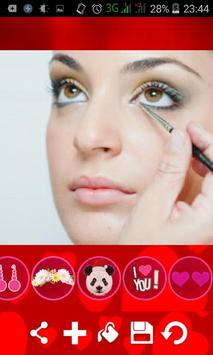You Cam Beauty Makeup Selfie screenshot 3