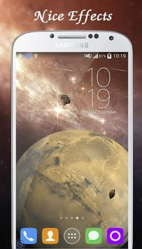 Mars Live Wallpaper screenshot 4
