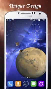 Mars Live Wallpaper screenshot 5