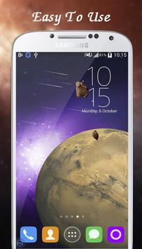 Mars Live Wallpaper apk screenshot