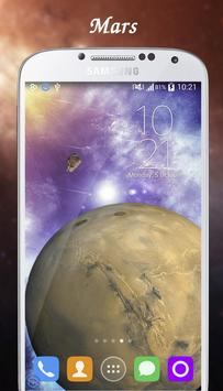 Mars Live Wallpaper poster