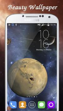 Mars Live Wallpaper screenshot 2