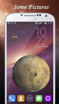 Mars Live Wallpaper screenshot 3