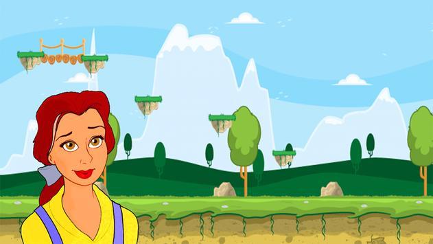 Beauty princess vs the beast screenshot 2